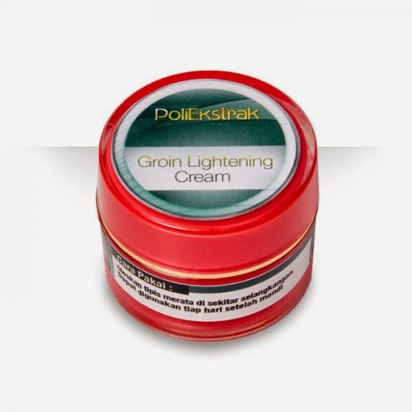 Produk Perawatan Tubuh Groin Lightening Cream