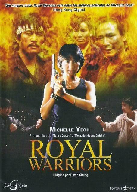 Chiến Sĩ Hoàng Gia | Royal Warriors (1986)