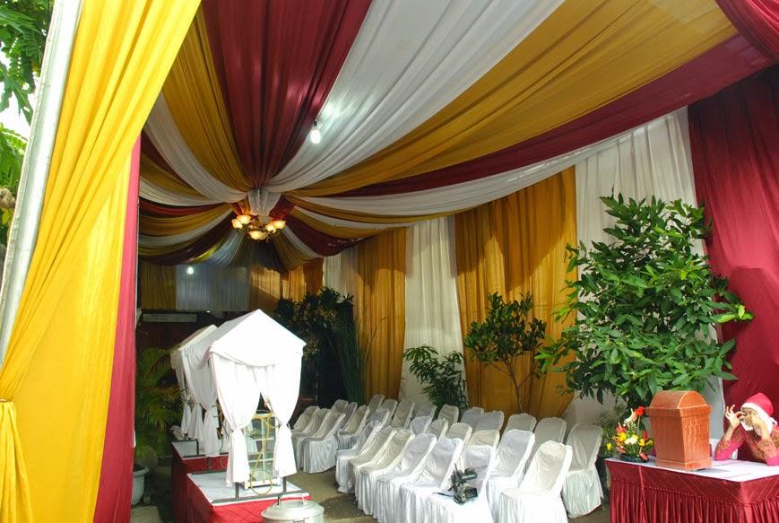 Tenda dan Alat Pesta Jasa Pernikahan dan Pengantin
