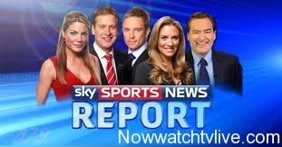 watch Sky Sports News Report Live