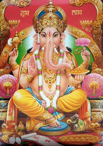 ganesha hindu god - photo #15