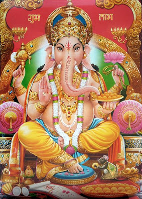 Mantras of Ganesha or Ganapathi