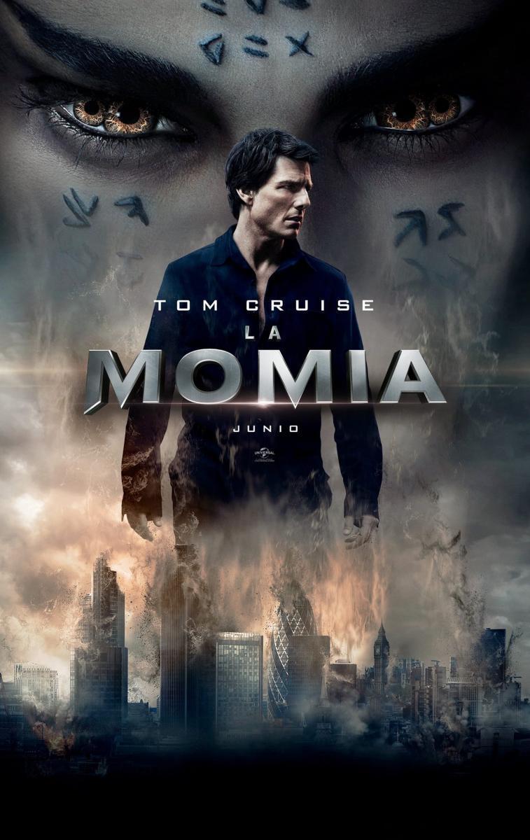 La Momia (2017) DVDRip Latino