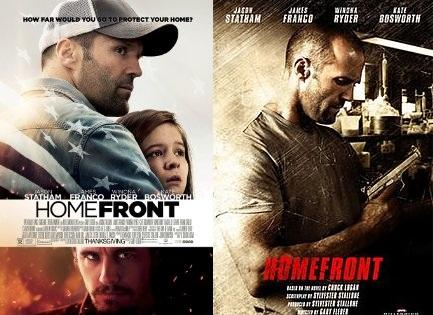 DVD release date: Homefront