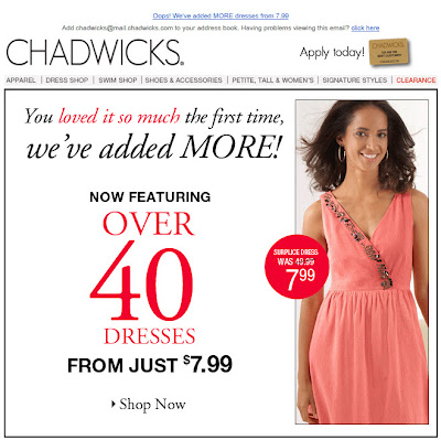 Click to view this Aug. 19, 2011 Chadwicks email full-sized