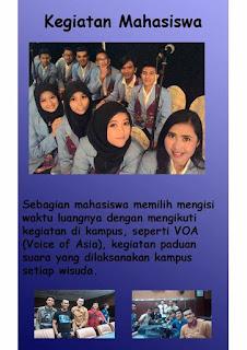 Lifestyle Mahasiswa Asia - Magazine cover