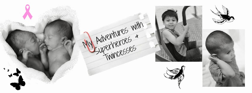 My Adventures with Superheroes and Twincesses