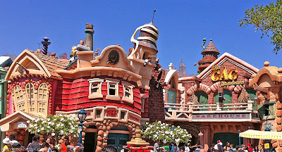 Mickey's Toontown Disneyland Downtown