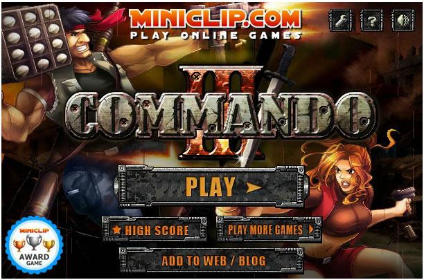 Game : Commando 3