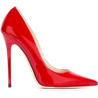 look reveillon vermelho