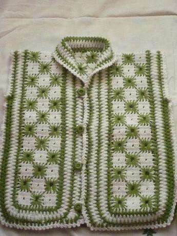 Crochet Pattern Examples : free knitting pattern: examples of crochet vest 2012