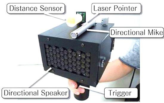 Speech jammer gun | jammer gun images search