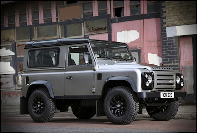 defender auto - landrover vehicles