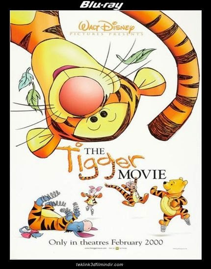Kaplan Tigger - The Tigger Movie (2000) afis