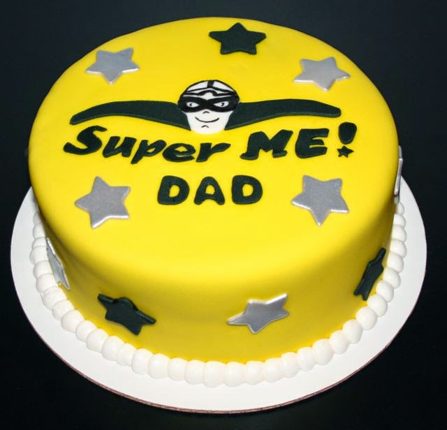 Jacquelines Sweet Shop Superme Dads Birthday Cake