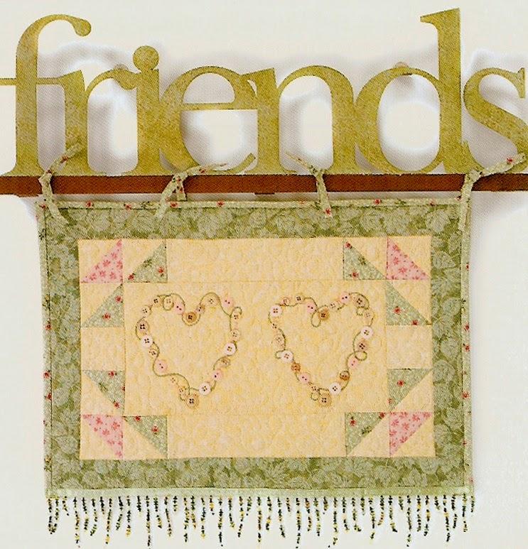 two hearts make friends, denise clason