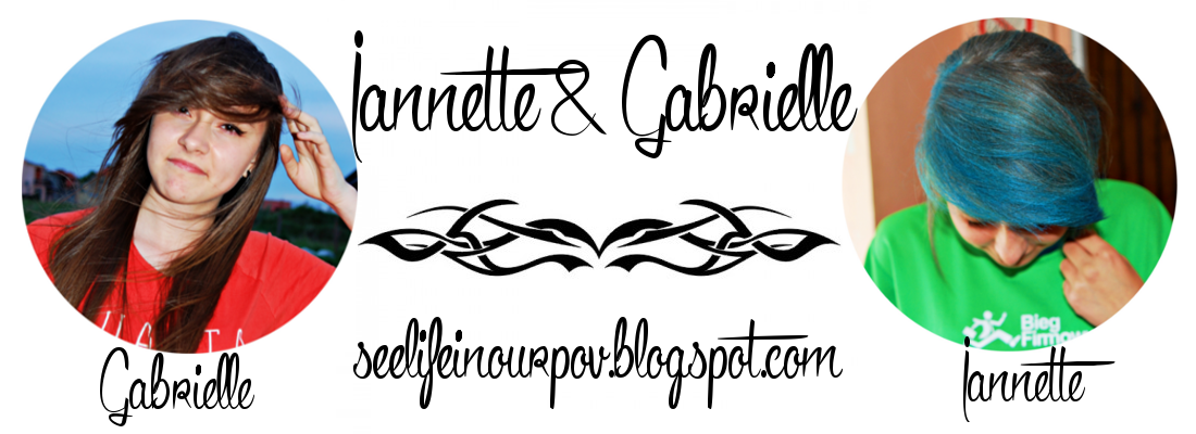 Jannette & Gabrielle