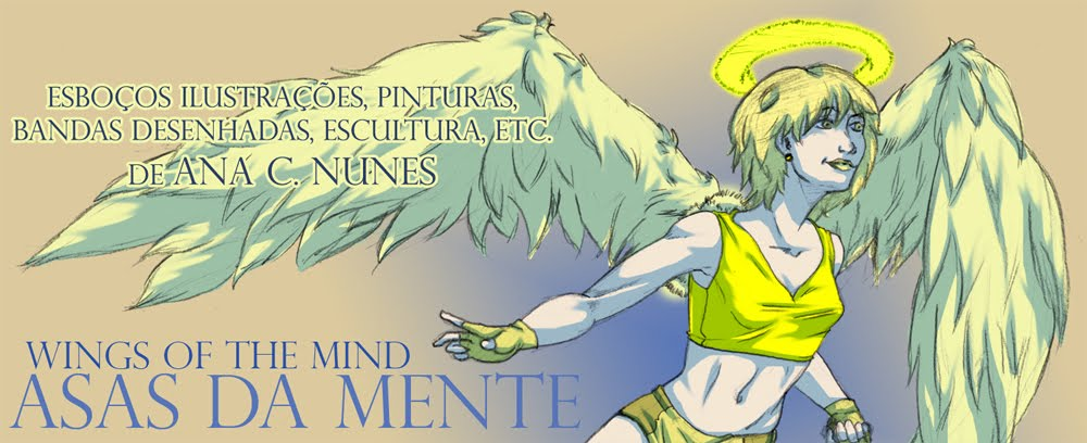 Asas da Mente (Mind's Wings)