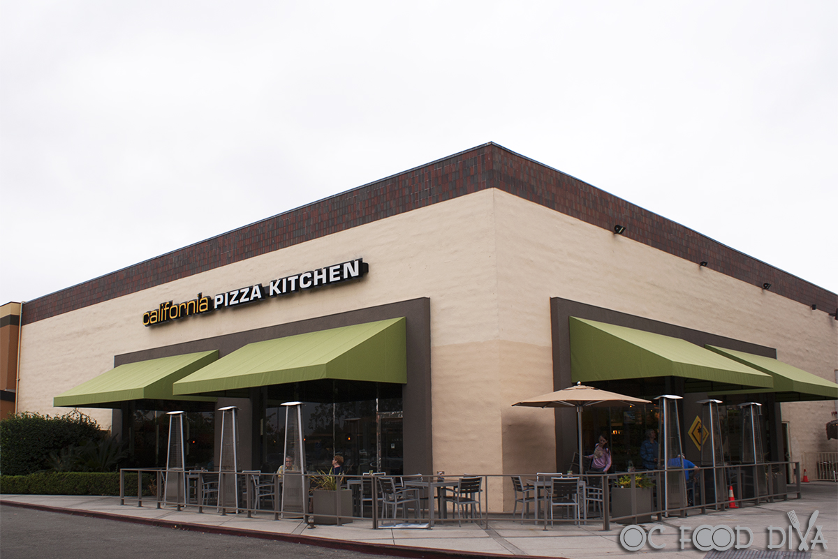 Oc Food Diva California Pizza Kitchen Is More Than Just Pizza In Laguna Hills California
