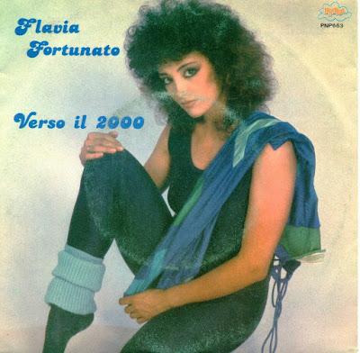 Sanremo 1986 - Flavia Fortunato - Verso IL 2000