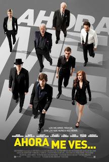 Ahora me ves… (2013) Online