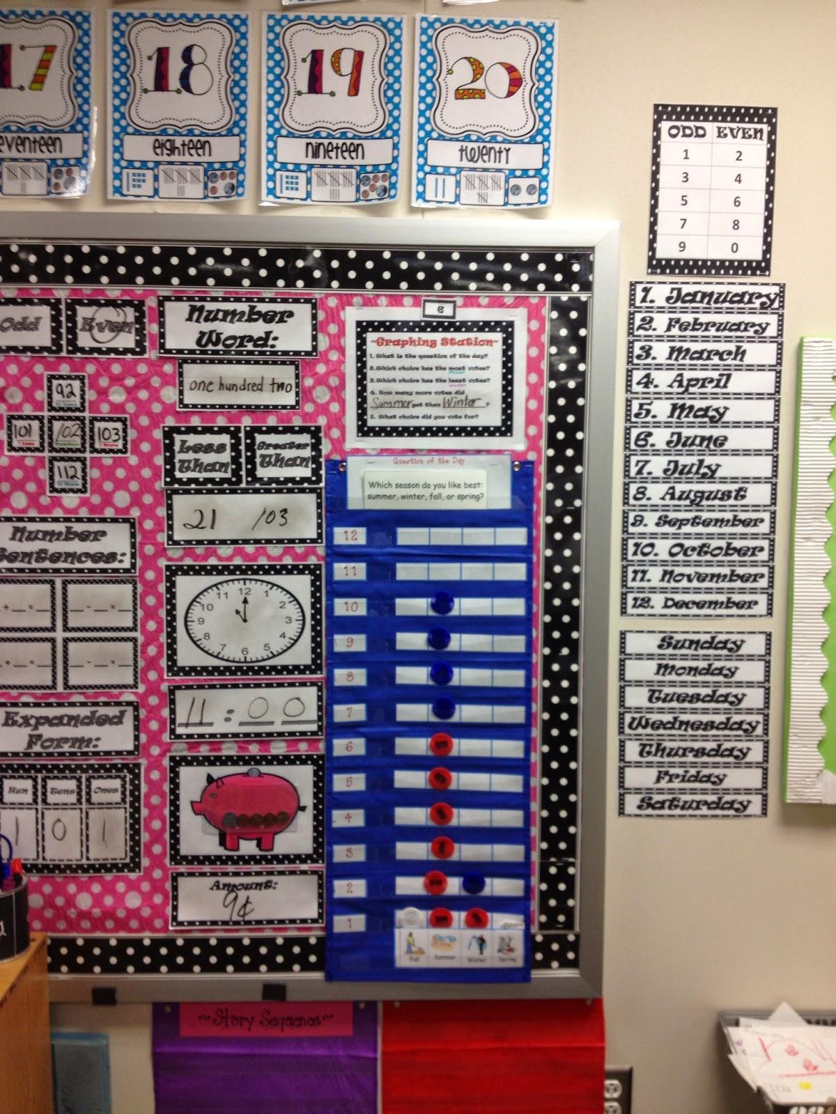 Classroom Ideas Year One ~ Live laugh teach first grade my classroom