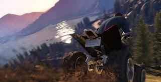 Grand Theft Auto V  ATV
