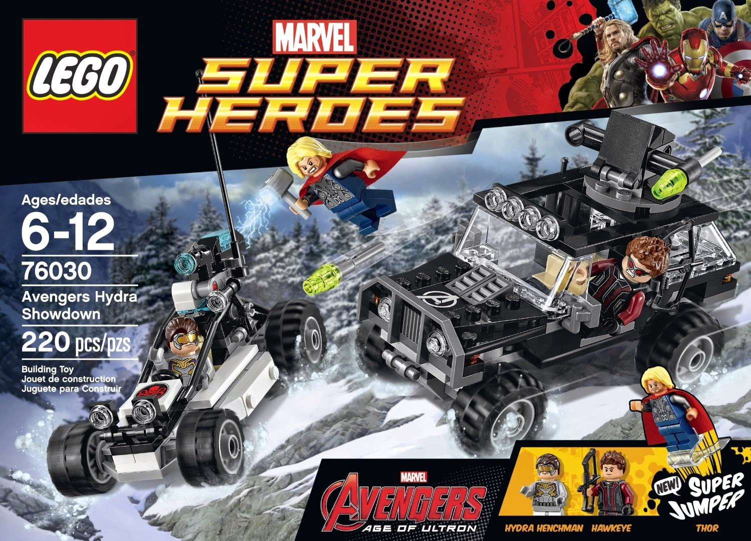 6 Lego Avengers Malvorlagen: The Minifigure Collector: Lego