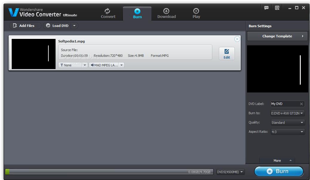 license key for wondershare video converter ultimate