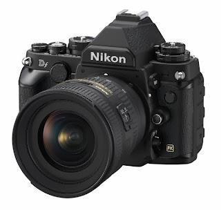 Nikon Meluncurkan Nikon Df Kamera DSLR Full-Frame Terbaru