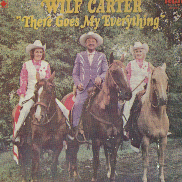 Wilf Carter - When It's Twilight Over Texas / The Cowboy's Heavenly Dream