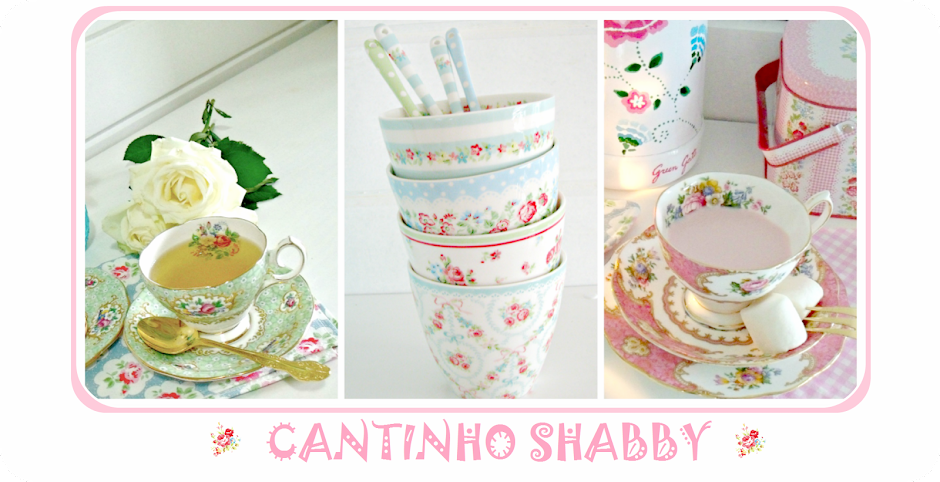 Cantinho Shabby