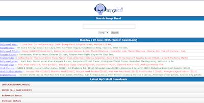 Daftar Situs Download Lagu Gratis Terlengkap