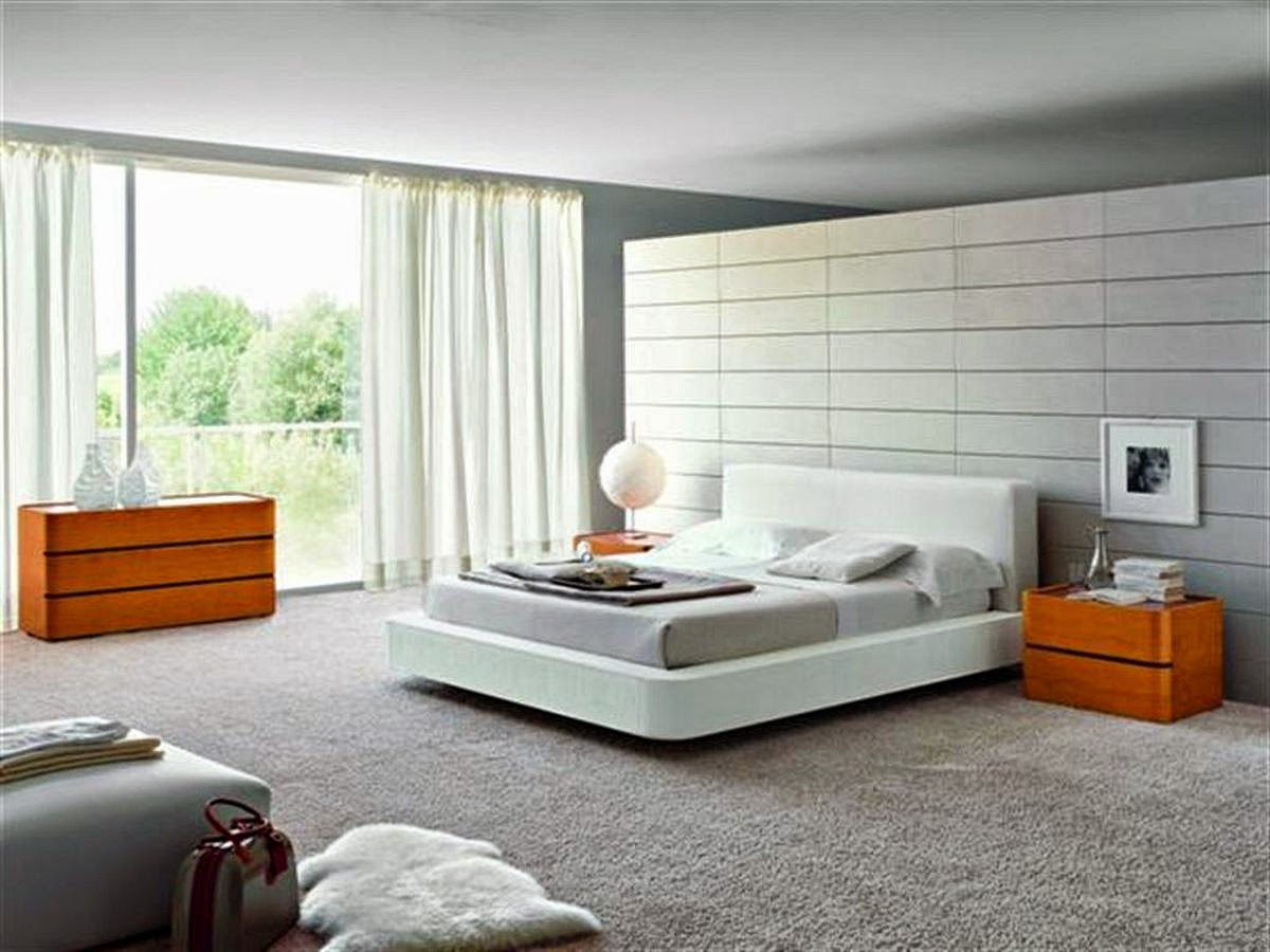 Interior Home Design Bedroom Wallpaper HD | Kuovi