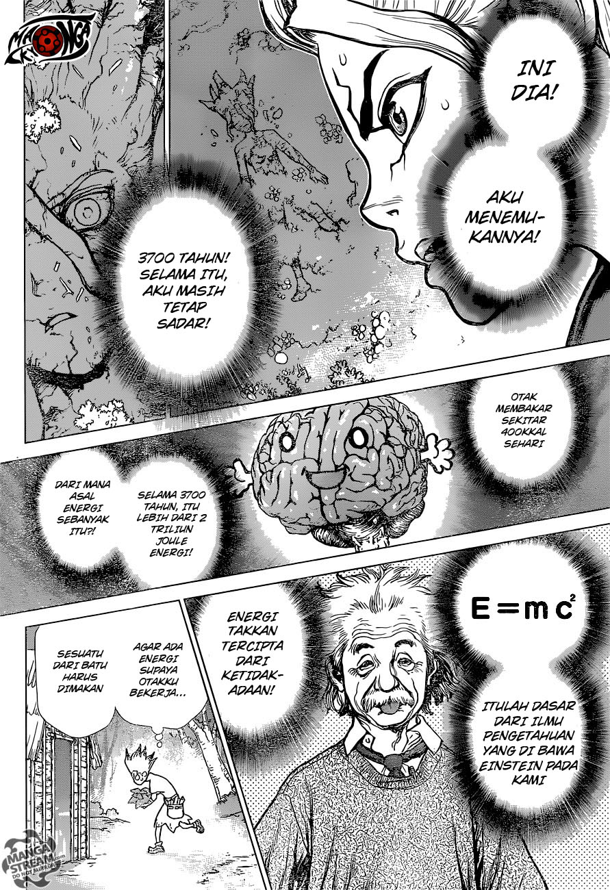Dr. Stone Chapter 14-13