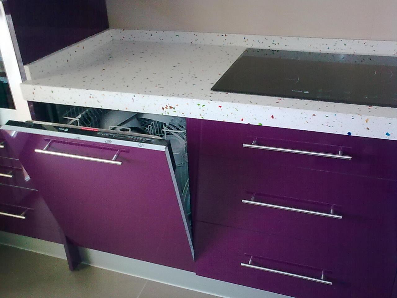 Montajes pacheco dominguez dmp detalles en cocinas - Lavavajillas de encimera ...