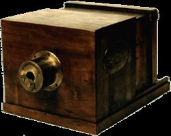 أول كاميرا في التاريخ
