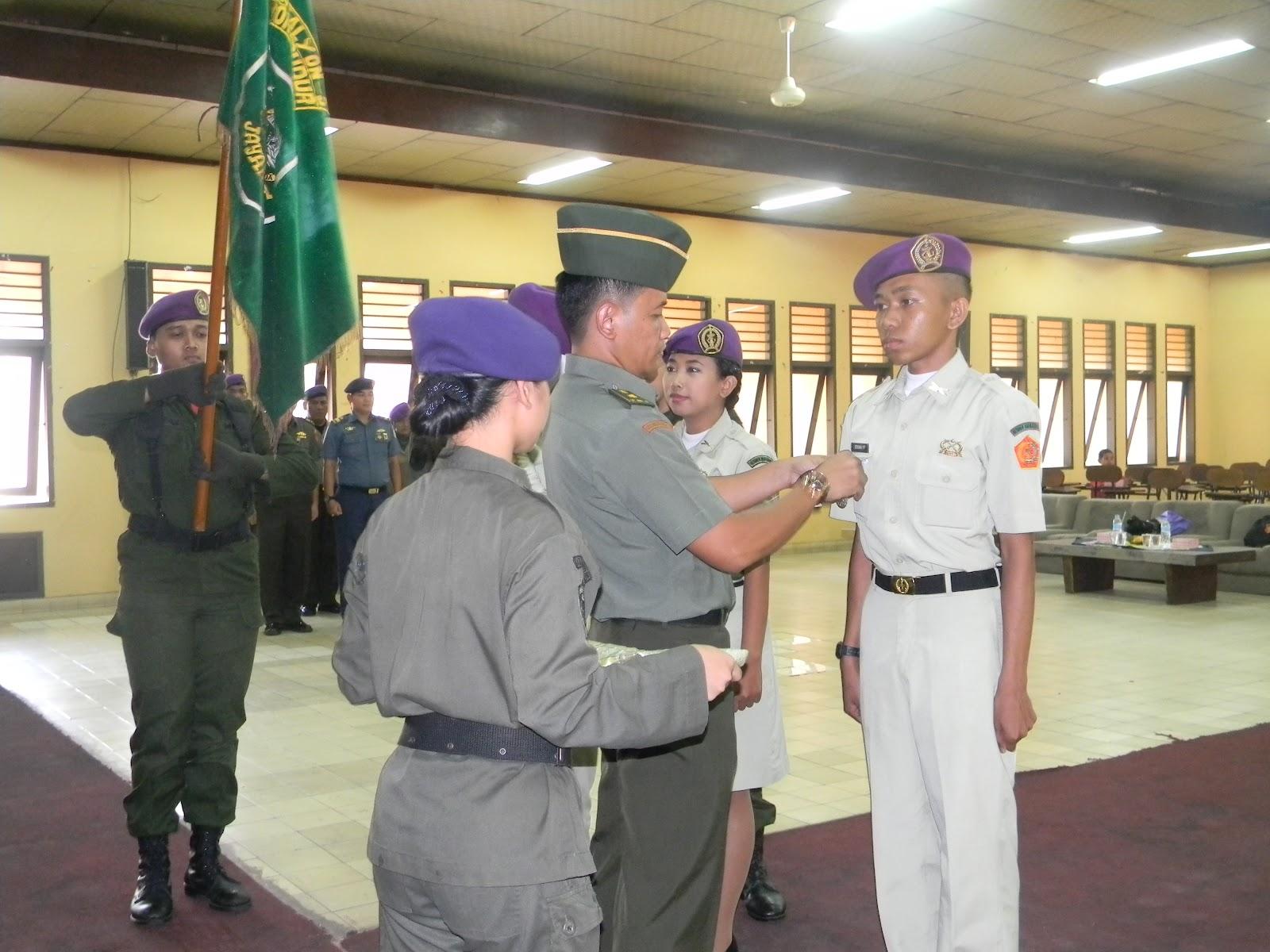 Resimen Mahasiswa Jayakarta | Menwa Jayakarta | Menwa Unbor | Menwa Universitas Borobudur