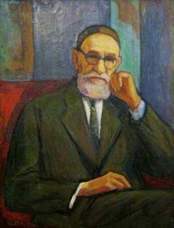 Маргит Сельская, Портрет художника Монастырского, 1960