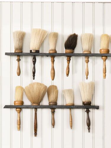 Barber Neck Duster : Barber Brush Neck Duster