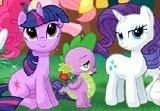 My Little Pony encuentra las diferencias 2