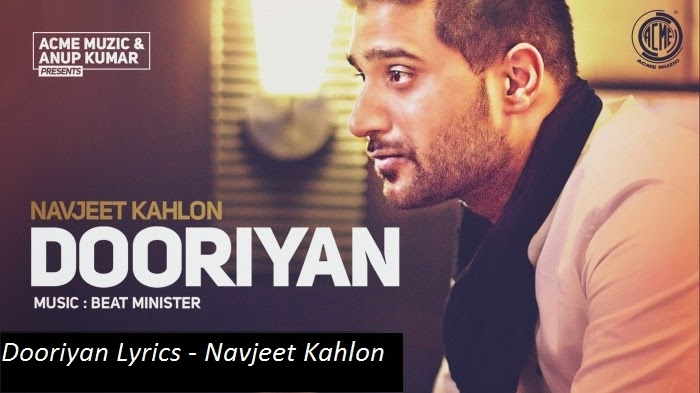 dooriyan lyrics & hd video - navjeet kahlon - mp3