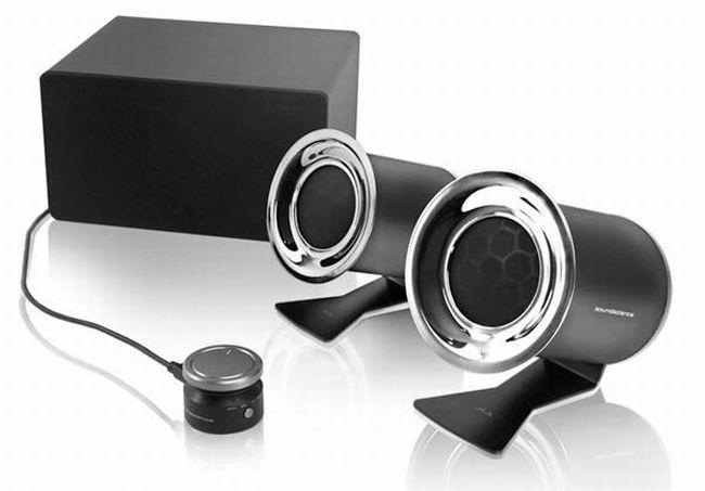 Antec Rockus 2.1 Speakers Audio Gadgets Product