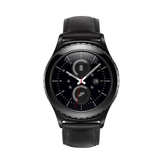 SAMSUNG debuts Gear S2, Gear S2 classic and Gear S2 3G smartwatches with Tizen OS