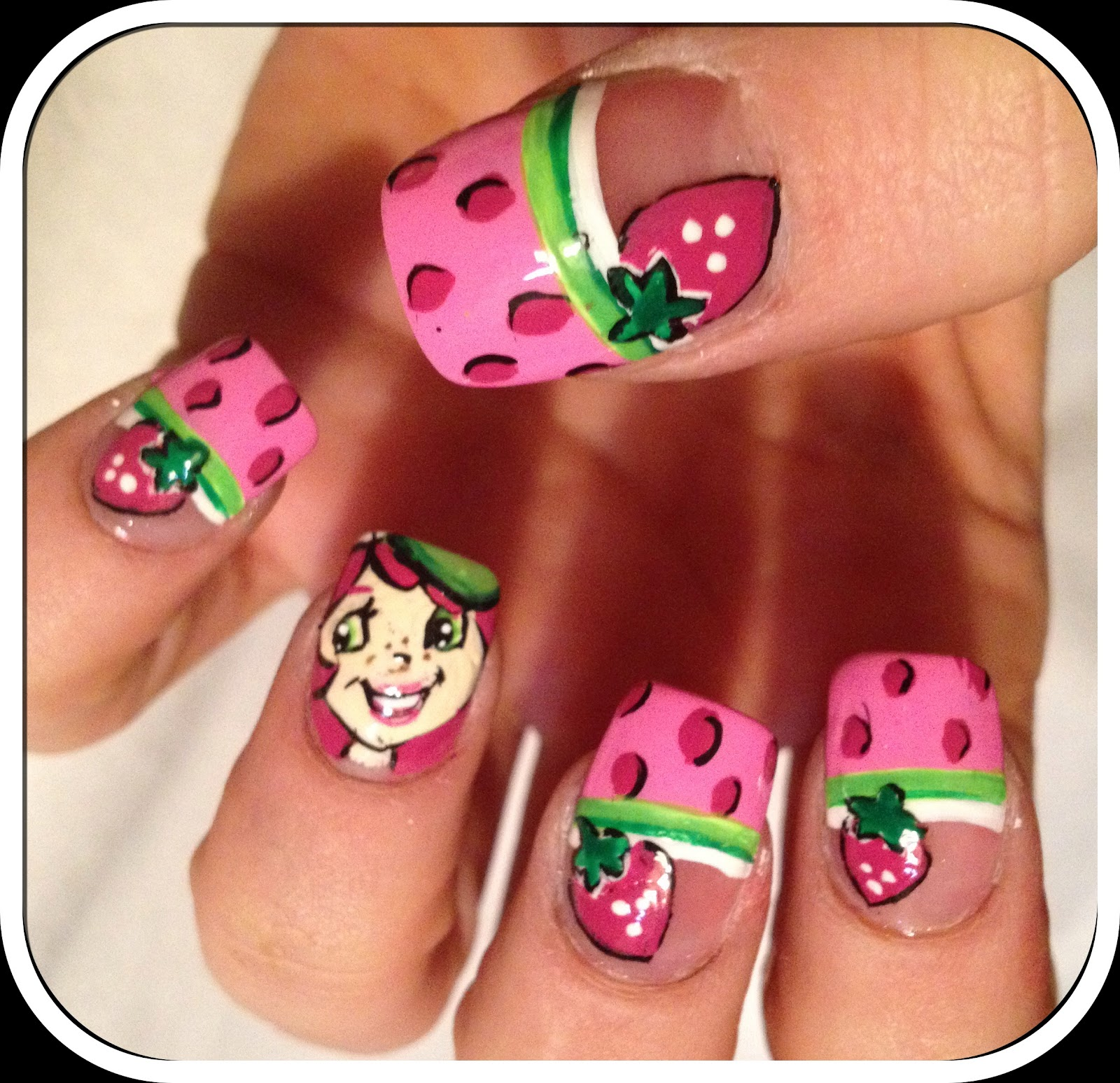 2015 cute nail designs for daily