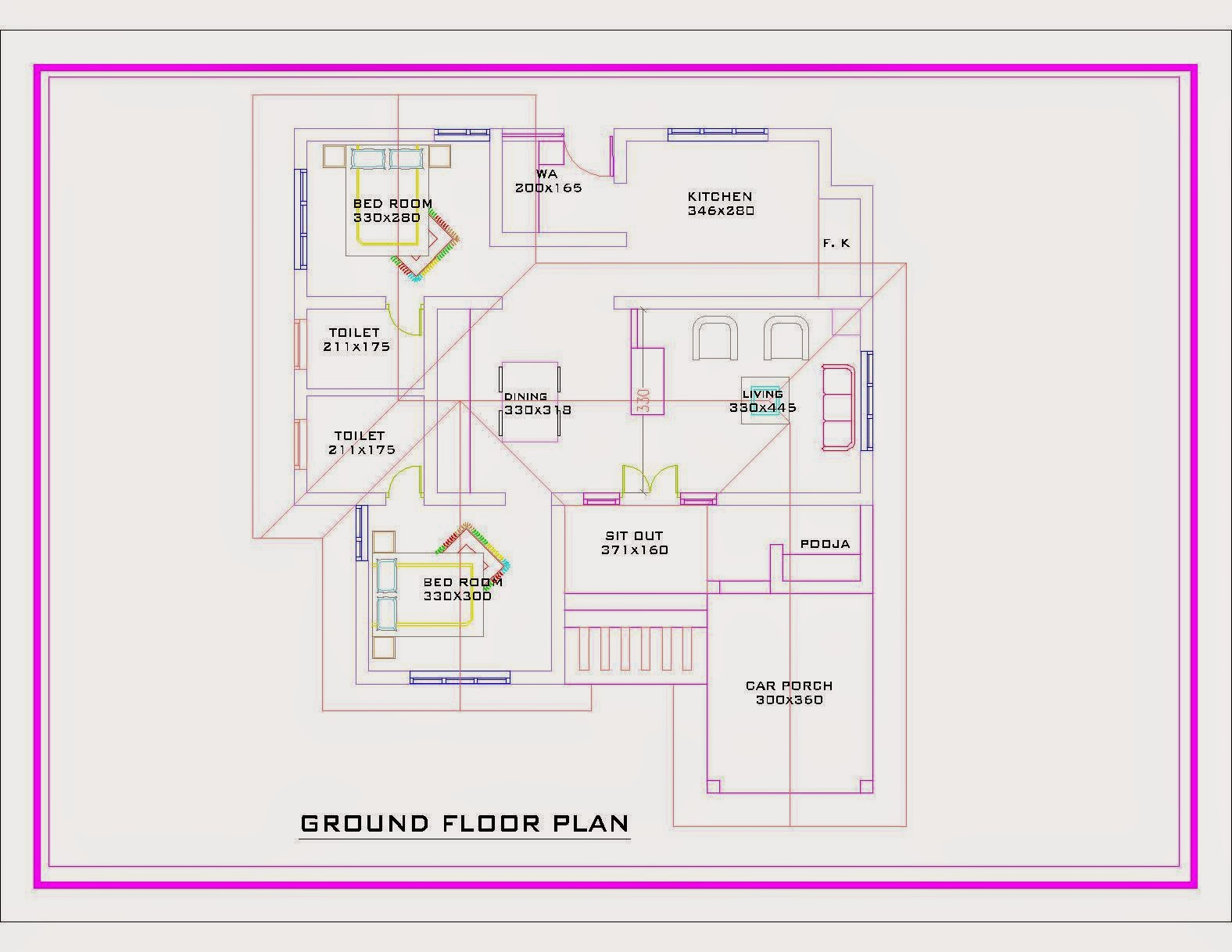 Small Kerala House Plans House Style Ideas
