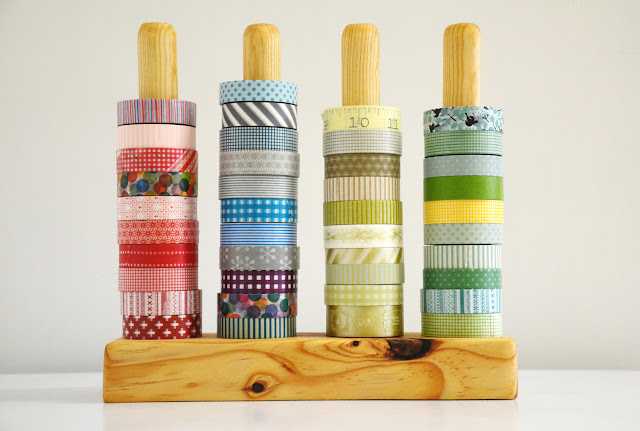 historia del washi tape