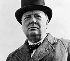 Churchill dijo...