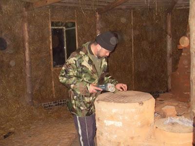 Дровяная печь для конвекционного обогрева дома