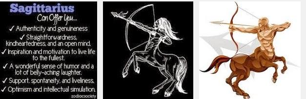 Sagittarius Celebrity Soulmate Birthdays - anglenumerology.com